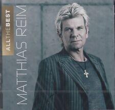 Matthias Reim / All the Best - Hits (2 CDs, NEW! Original verschweißt)