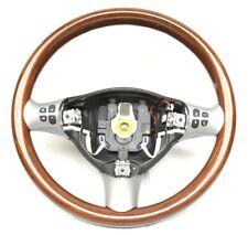 Alfa Romeo 147 and GT Wooden Steering Wheel, New & Genuine, 156065953