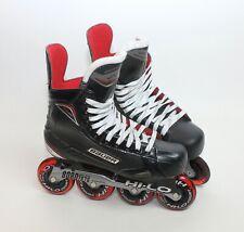 New listing Bauer XR400 Inline Hockey Rollerblade Skates Senior Size 6 D Shoe Size 7.5 Used