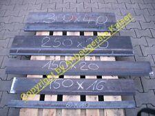 Schürfleiste, Messerstahl, 500 HB (wie Hardox 500) Länge und Querschnitt wählbar