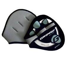 Gripad Elite Weight Lifting Grip Gloves - Black/Blue
