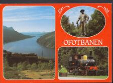 Norway Postcard - Views of Ofotbanen    T926