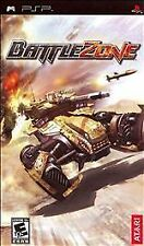 BattleZone UMD PSP COMPLETE GAME SONY PLAYSTATION PORTABLE BATTLE ZONE