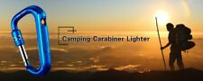 Inferno Carabiner Heating Wire Lighter - No Gas, Wind&Water proof, Rechargeable