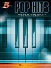 Pop Hits For Five-Finger Piano by Hal Leonard Corp., Good Book