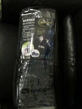 Dacor Mariner Scuba/Snorkeling Fins Open Heel Fins With Bag Black/Pink New