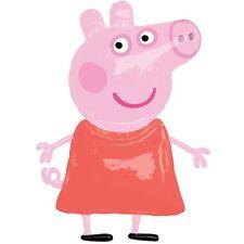 """Giant Peppa Pig 48"""" con licencia Airwalker Globo De Aluminio Fiesta de Cumpleaños Infantil"""