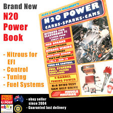New N2O Power Book Magazine Tuning Nitrous Oxide Injection