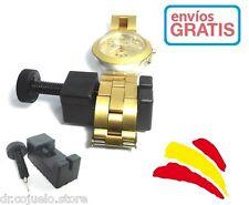 Removedor Pin Banda Correa Reloj Quitar Eslabones Reparar Herramienta Pernos