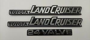 TOYOTA Land cruiser 70 series emblems