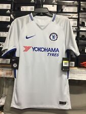Nike Chelsea Fc Away Jersey Gray Blue Retro Classic Size Small Only