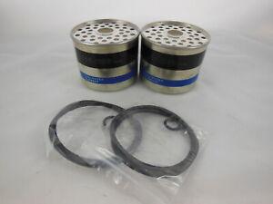 2 x Kraftstofffilter Dieselfilter fuel filter CAV 296 für Volvo Penta 3581078