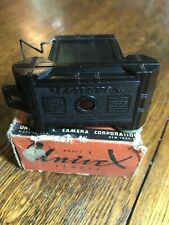 VINTAGE UNIVEX MODEL A CAMERA-Universal Camera Corp.~Made In USA