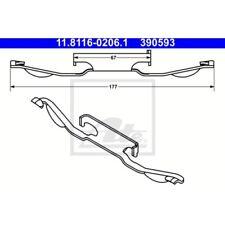 Bremssattel für BMW 3er Coupe 211577/_2