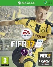 FIFA 17 feat. Ultimate Team Legends Xbox One * NUOVO SIGILLATO PAL *