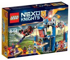 Lego Nexo Chevaliers Merloks Bibliothèque 2.0 - 70324