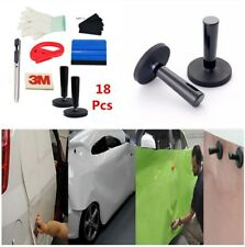 Car Film Sticker Wrapping Installation Tools Kit Vinyl Squeegee Glove Magnet