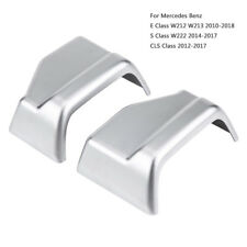 Chrome Seat Safety Belt Cover Trim For Mercedes Benz E Class W212 W213 W222 C218
