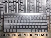 Genuine APPLE WIRELESS KEYBOARD ALUMINUM Bluetooth for iMac iPad A1314 Mac Mini