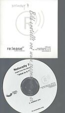 CD--PROMO--NATURALLY 7--WHAT IS IT--ANOTHER YOU