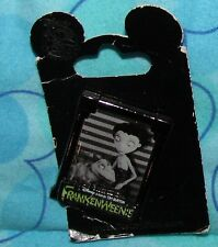 Disney Pin Frankenweenie Movie - Victor and Sparky 92281