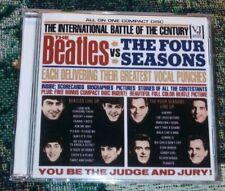 THE BEATLES VS THE FOUR SEASONS CD! 24 TRACKS!