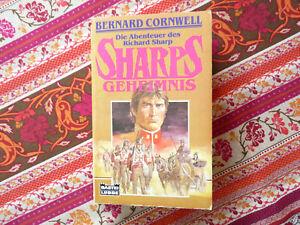 Bernard Cornwell, Sharpes Geheimnis, Taschenbuch