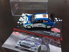 Norev 181551 1815 55 181556 Citroen Coches Modelo Rally Loeb//Elena//Bulle 1:18th