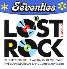 V/A-Lost Rock Classics-The ...-`Billy Preston,Lee Michaels,Stealers Wheel CD NEW