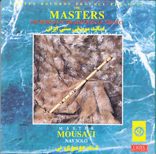 The Masters Of Persian Traditional Music; Master Mohammad Mousavi 1991 CD, Ney S