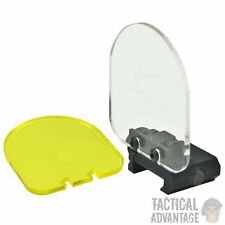 Rifle Sight Scope Lens Protector Screen Cover Shield Airsoft Paintball ACOG