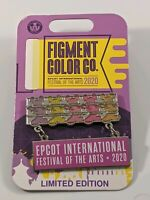 Disney Pin Trading Epcot 2020 Festival Of The Arts Limited Edition Pin