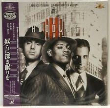 Hoodlum Japanese Laserdisc MGM New and Sealed