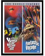 Voyage to the Bottom of the Sea / Fantastic Voyage (DVD)