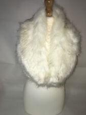 New Women  Shawl Scarves Wrap Scarf Stole  Soft Faux fox fur Collar