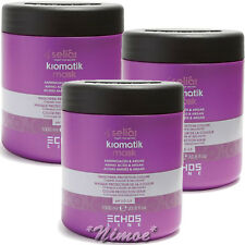 Kromatik Mask 3 x 1000ml Seliar ® Protection Coloured Bleached Amino Acids Argan
