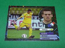 LANDREAU STARS FC NANTES FCNA CANARIS PANINI FOOT 2003 FOOTBALL 2002-2003