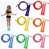 3M Steel Adjustable Bearings Skipping Rope Jump Cardio Exercise Gym Boxing Speed