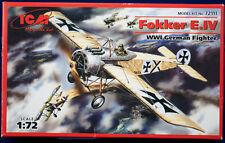 Fokker E.Iv, 1/72 Scale