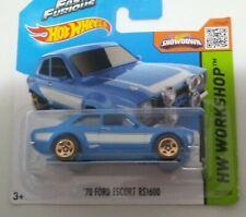 Hot Wheels Donut Drifter - Mattel Fast Foodie #hw107