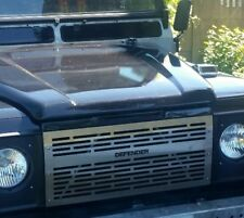 Land Rover Defender 90 110 Stainless Steel Front Grille