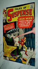 Tales of Suspense #50 NM 9.4 OW/W pages 1964 Marvel Iron Man 1st Mandarin app.