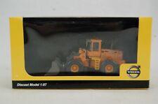 Volvo L150C Loader Bulldozer Construction Diecast 1:87 Scale