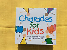 Paul Lamond Games 5830 Charades for Kids Card Game. BNIB