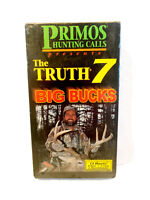 Primos presents The Truth 7: Big Bucks VHS~NEW/Sealed