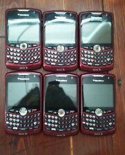 5X BlackBerry Curve 8330 - Red (Sprint) bad esns