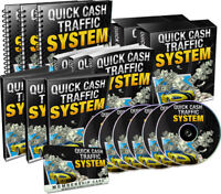 @@@ Quick Cash Traffic System Video Series mit PLR Rechten und Bonus @@@
