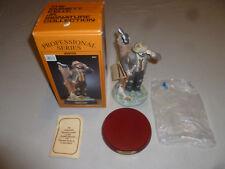Boxed Emmett Kelly Signature Collection Hunter Flambro Figurine 9601 Figure Cib