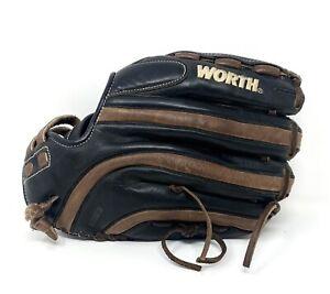 "Worth Liberty Advanced Series 12"" Baseball Softball Glove LA120BB LHT"