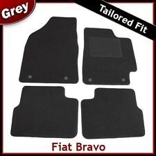 FIAT BRAVO Manual 2007 2008 2009...2012 Tailored Fitted Carpet Car Mats GREY